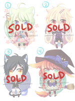 Puco Batch 1 ~Halloween~ [CLOSED] by tangeloo