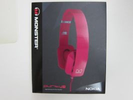 Nokia Purity Headphones (1 out of 3) by MarcusMcCloud100