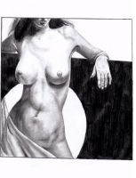 woman by anestheticolor