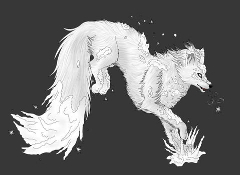 Wajas: Adult Glacialis Waja by TheTearsOfHope