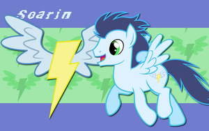 Soarin WP 2 by AliceHumanSacrifice0