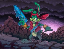 Jazz Jackrabbit Return by Seyanni