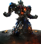 Optimus Prime Transformers Age Of Extinction by sachso74