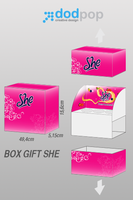 box sales she by dodpop