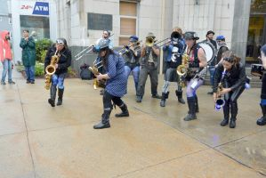 2014 Honk Festival, Chaotic Noise 5 by Miss-Tbones
