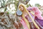 Rapunzel Limited Edition Doll Costume by Yurai-cosplay
