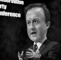 David Cameron by DeferDog
