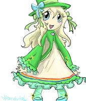 Saint Patrick's Day Outfit by HezuNeutral