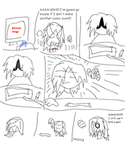 Bad hand means no comics by Impendidngdoom46