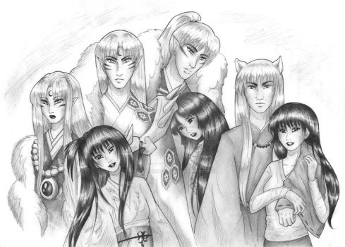 IY family photo for real by Teela-akimako-cz
