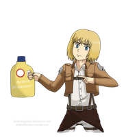 Armin Hammer by His-Bushman