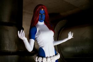 Mystique by Hidory
