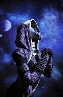 Tali cosplay by liqsun307