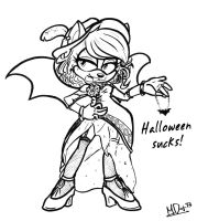 Happy FAIL HELLoween! by MegaDISia