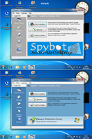 Win7 for Spybot S and D by PeterRollar