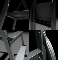CG ladder detail by tremault5