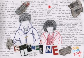 Submarine by FallOutGirlxD