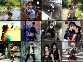 Tomb Raider Cosplay 2010 by TanyaCroft