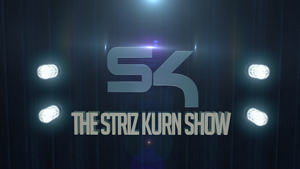 TheStrizKurnShow Cinema 4D Introduction by KHKreations