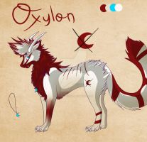 New OC: Oxylon by NekoOow