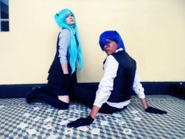 I'll reveal my real intentions - VOCALOID by miyuki-chan8D