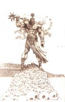 Pencils for the Gods 2.0 by feliu