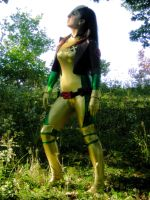 Rogue 90's Cosplay by SidneyVons