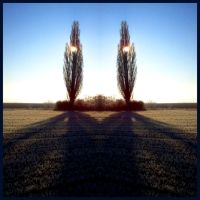 two suns two shadows by feldrand