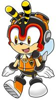Charmy Bee by Hazeleyed487
