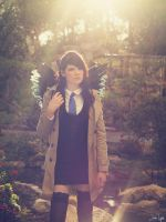 Fem Castiel from Supernatural 1 by SNTP
