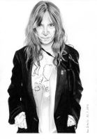 Patti Smith by shaman-art