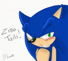 Shut up Tails by Miha85
