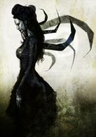 Nov13 digital speed painting by menton3