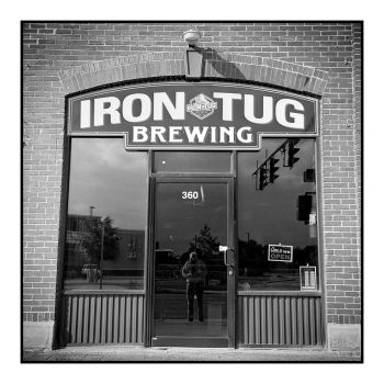 2017-156 Me at Iron Tug Brewing by pearwood