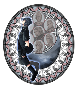 Dive to the heart - Noctis by Nami-v