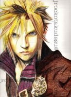 Final Fantasy . Cloud by JRocKOtakudesu