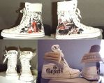 Gazette Chucks by Suslein