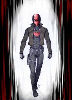 The Red Hood is coming by MayhWolf