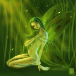 exiliated fairy by droguido