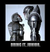Bring it Junior by Teasealot