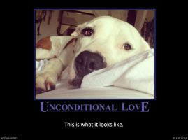 Unconditional Love by PopeyeTheoB