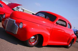 Fat Fender Chevy by StallionDesigns