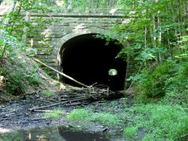 Carr's Tunnel 01 by MorganCG