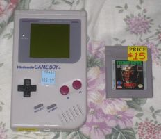 NEW $15 Game Boy with Tecmo Bowl by T95Master