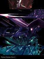 Abstract Renders Pack 2 by Zkram