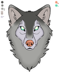 Mikaya - The Wolf by Kathe-gf