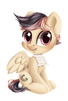 PRIZE - Clavier Clef Painted Chibi by StyxLady