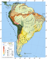 MapContest 47 South America Map by IainFluff