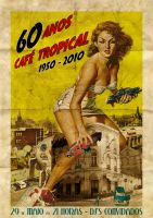 60 Anos Cafe Tropical by egon-k