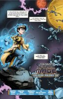 Starmage Colors (Short Story from IDW) by RobTorres